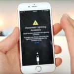 iOS 10 podría avisarte si hay agua en el puerto lightning de tu iPhone