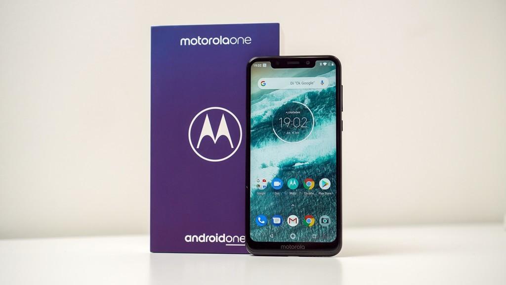 Motorola One, Primeras impresiones: El nuevo integrante de la la familia MOTO con Android One
