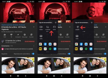 Cómo escuchar Youtube en Xiaomi con la pantalla apagada