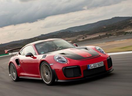 Necesidad Nur Porsche Gt2 Rs