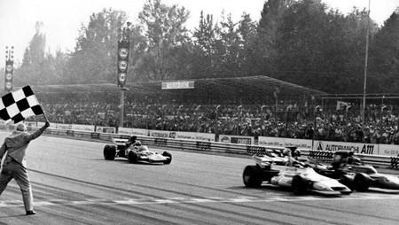 Foto Finish Italia F1 1971