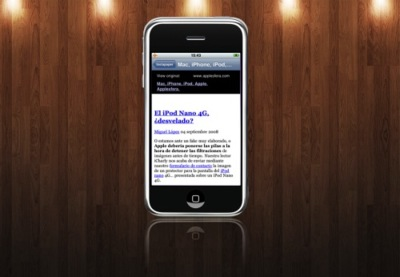 Instapaper, guarda paginas web para leerlas de modo offline en tu iPhone o iPod Touch