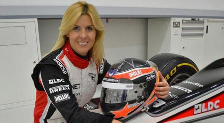 María de Villota abandona la UCI y podría volver a España esta misma semana