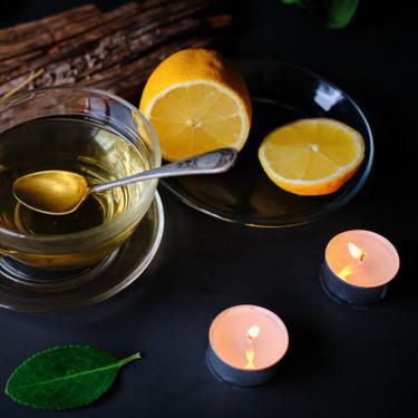 Cómo hacer una vela ecológica antimosquitos con limón