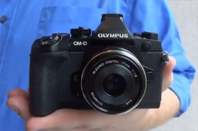 Olympus OM-D E-M1, se filtra la nueva cámara de Olympus