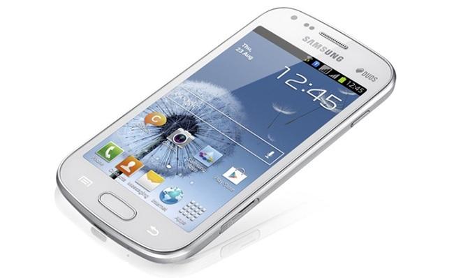 Samsung confirma su nuevo dual sim, el Galaxy S Duos