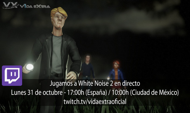 White Noise 2 Directo