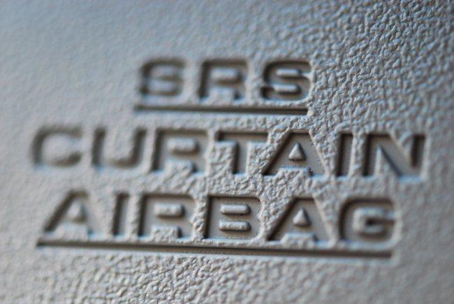 Airbag prius