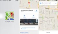 Google Maps para iOS, ahora con mapas sin conexión