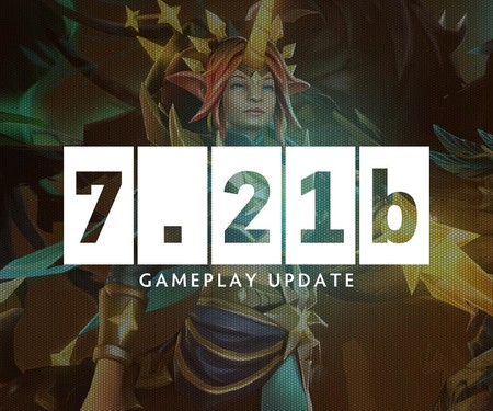 Io, Keeper of the Light, Magnus y Sven los más perjudicados de la Actualización 7.21b de Dota 2