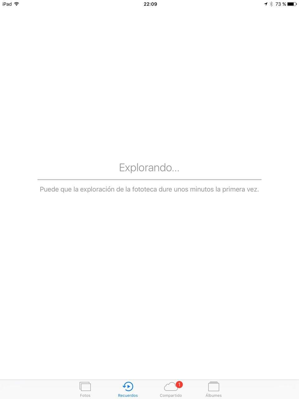Foto de iOS 10 en iPad (13/26)