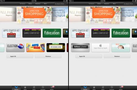 CoverFlow en el App Store para iPad