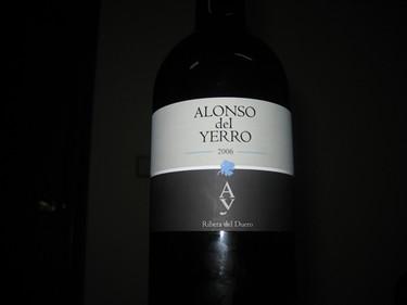 Alonso del Yerro 2006