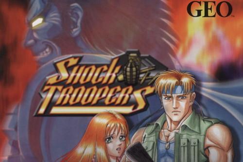 Retroanálisis de Shock Troopers, el gran rival del MERCS de Capcom que sacó SNK en 1997