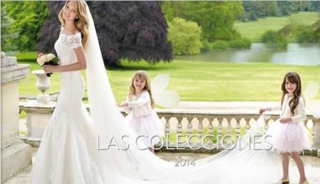 Nos vamos de boda con las colecciones de La Sposa 2014