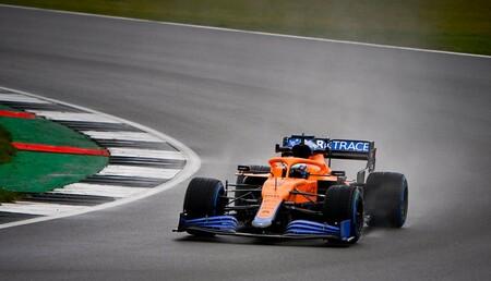 Ricciardo Mclaren F1 2021