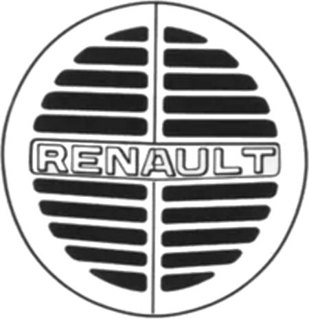 Logos de coches - Renault -1923 1925