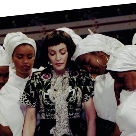 Madonna se rodea de la orquesta de Batukadeiras en su último (y precioso) videoclip
