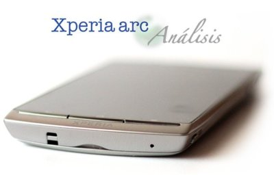 Sony Ericsson Xperia Arc, analizando un Android de diseño