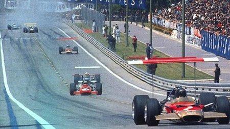 Gran Premio de España de 1969: El debut del circuito de Montjuïc en la Fórmula 1