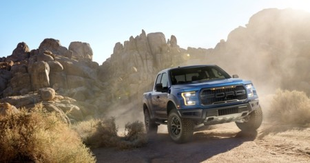 ¿Será real? 450 hp y 510 lb-pie de torque para el Ford F-150 Raptor