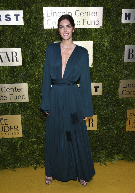 Hilary Rhoda Lincoln Center Corporate Fund Fashion Gala