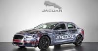 Jaguar XE, al desnudo en este teaser