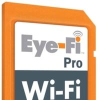 Eye-Fi Pro, con soporte para RAW