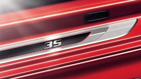 VW Golf GTI Edition 35 puerta detalle