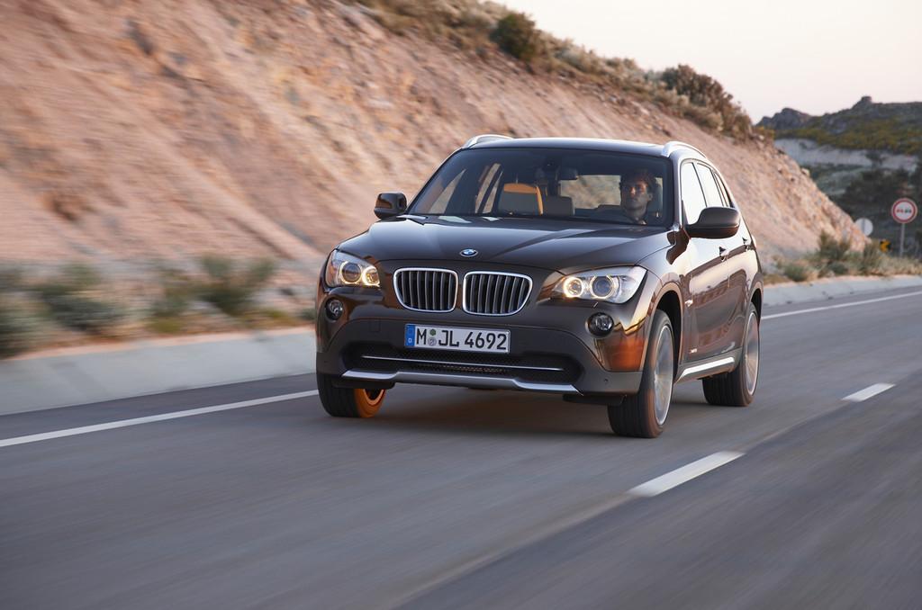 Foto de BMW X1 (99/120)