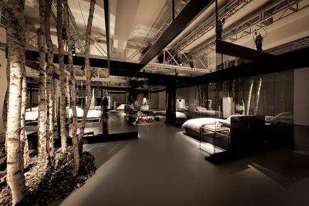 Calvin Klein Home se presenta en Milán