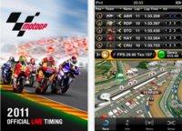 Aplicación oficial de MotoGP para iOS