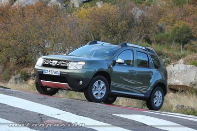 Dacia Duster, el todoterreno del millón de unidades