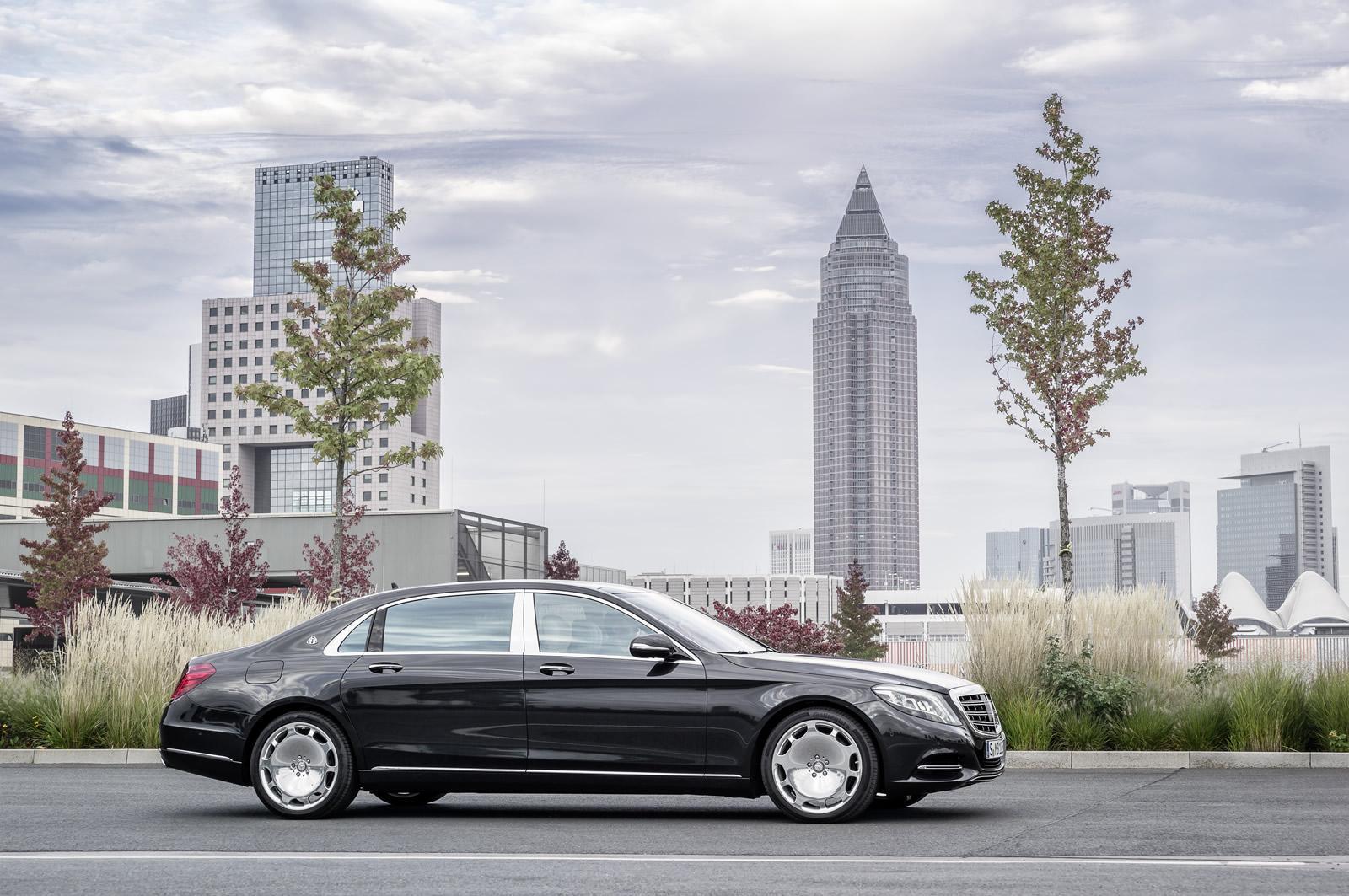 Foto de Mercedes-Benz Clase S Maybach (20/38)