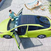 Hay futuro para los paneles solares en el techo de tu coche
