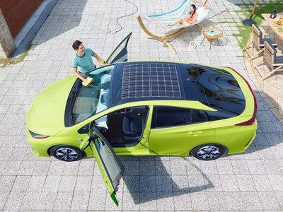 Hay futuro para los paneles solares en el techo de tu carro