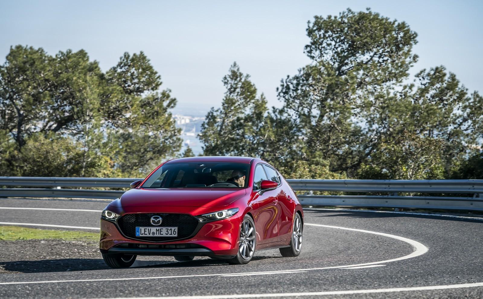 Foto de Mazda3 2019 (65/128)