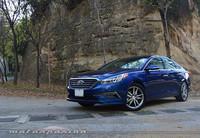 Hyundai Sonata, prueba (parte 2)
