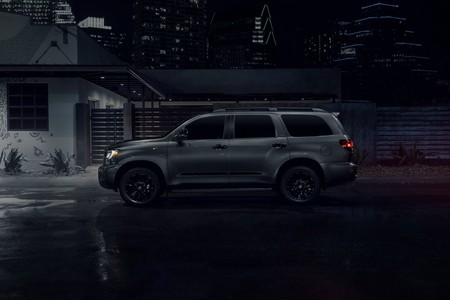 Toyota Tacoma, Tundra y Sequoia Nightshade Edition