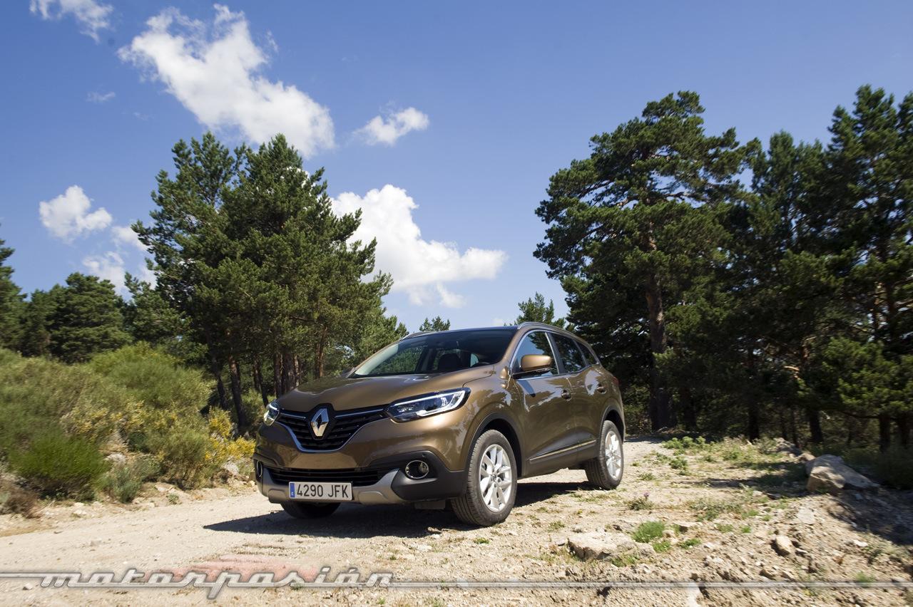 Foto de Renault Kadjar, toma de contacto (2/28)