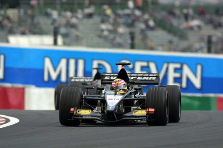 Yoong Alonso Japon F1 2001