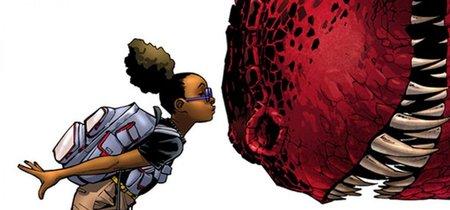 Marvel sigue apostando por lo diferente: 'Chica Luna y Dinosaurio Diabólico' dará el salto a la televisión