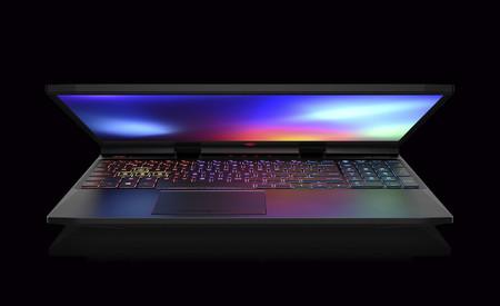 Omen 15 Laptop Frontopen