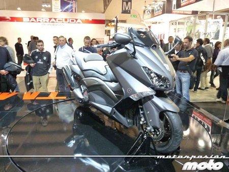 Yamaha T-Max 2012, la reina que se renueva lo justo