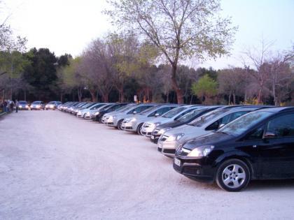 I KDD Nacional Opel Zafira