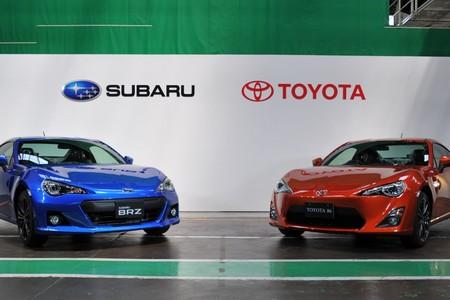 Toyota y Subaru, una alianza por los eléctricos