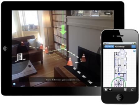 MagicPlan 2.0, creando planos con Realidad Aumentada