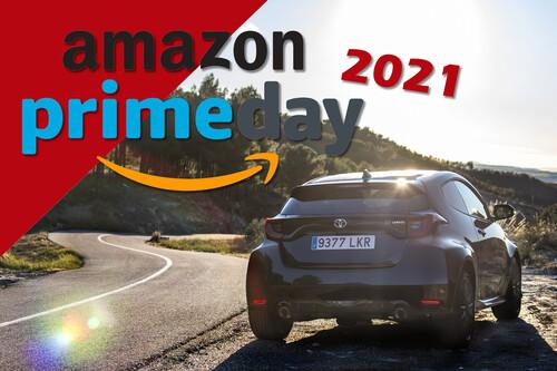 Amazon Prime Day 2021: las mejores ofertas en equipamiento y accesorios de coche