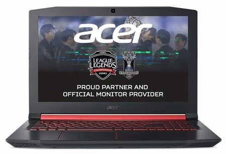 Portátil gaming Acer Nitro 5, con Intel Core i7-7700HQ, por 746 euros en Amazon