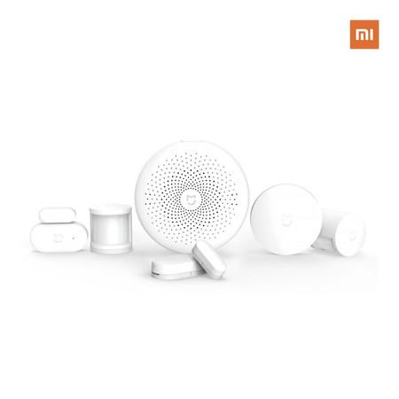 Mi Smart Sensor Set, el kit para domótica de Xiaomi con alarma, rebajadísimo en Amazon: por sólo 49,98 euros